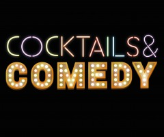 GEANNULEERD: Comedy & Cocktails by Arjen Kleton