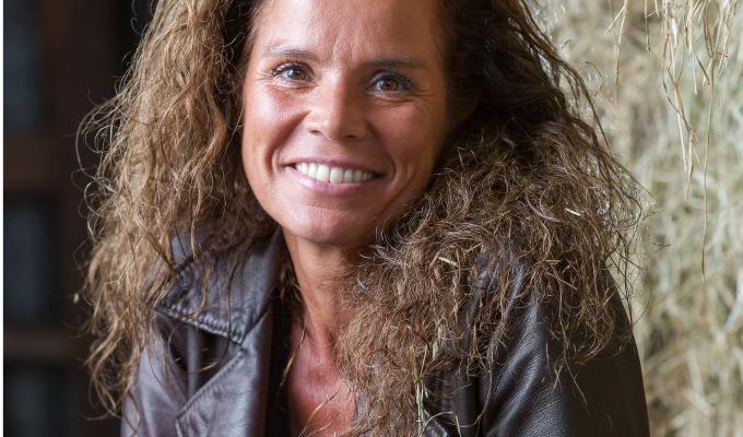 """Oud Tukker Nicole Buch: """"Ik ga volop en voluit. En ik geef gas!"""""""