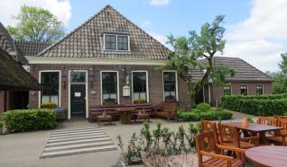 Restaurant en Hotel Geertien