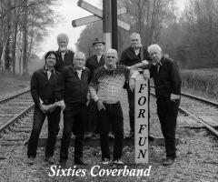 Dansavond met Sixties Coverband For-Fun