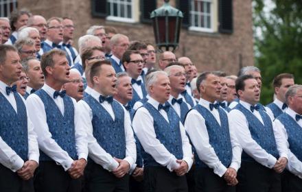 Najaarsconcert Rijssens Mannenkoor