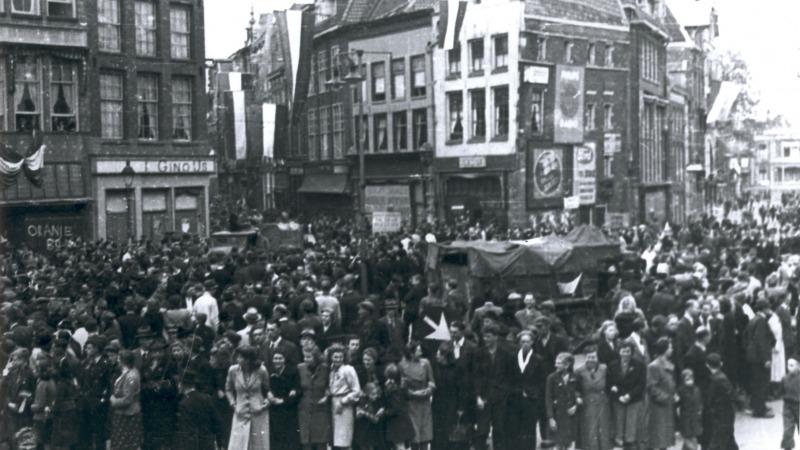 Vrijheidsverhalen van Zwollenaren + WOII stadswandeling