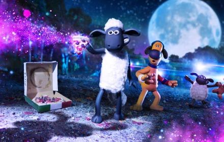 Shaun het schaap: Het Ruimteschaap