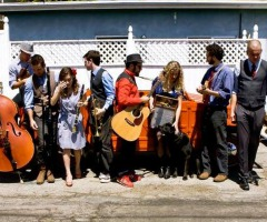Cobblestone Jubileumconcert- Dustbowl Revival