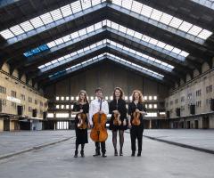 GEANNULEERD: Belinfante Kwartet