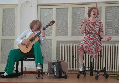 Krokusconcert Duo Serenatella