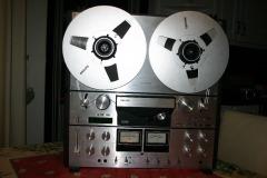 Bandrecorder/radio museum