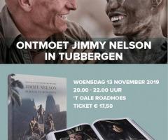 Een avond met Jimmy Nelson