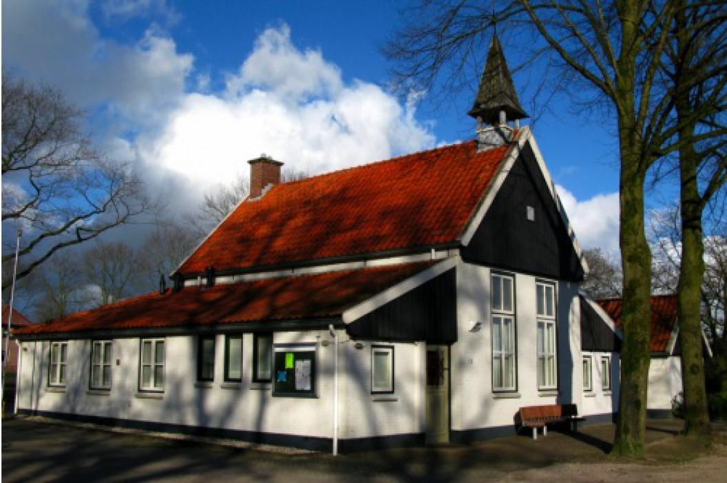 8. Kerkje van Bruinehaar
