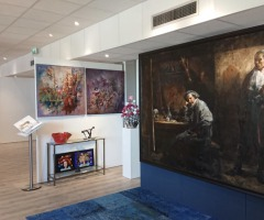 Ausstellung VII De Kunstbrug