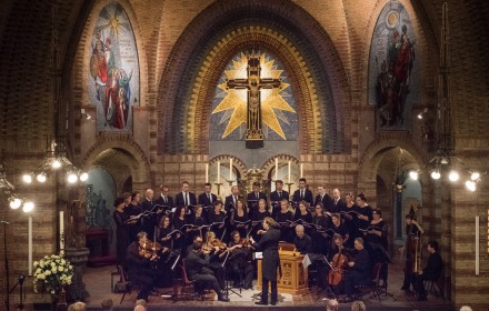Jubileumconcert Vocaal Ensemble Rijssen