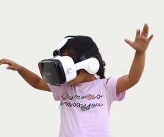 Ontdek en bouw je eigen wereld met virtual reality