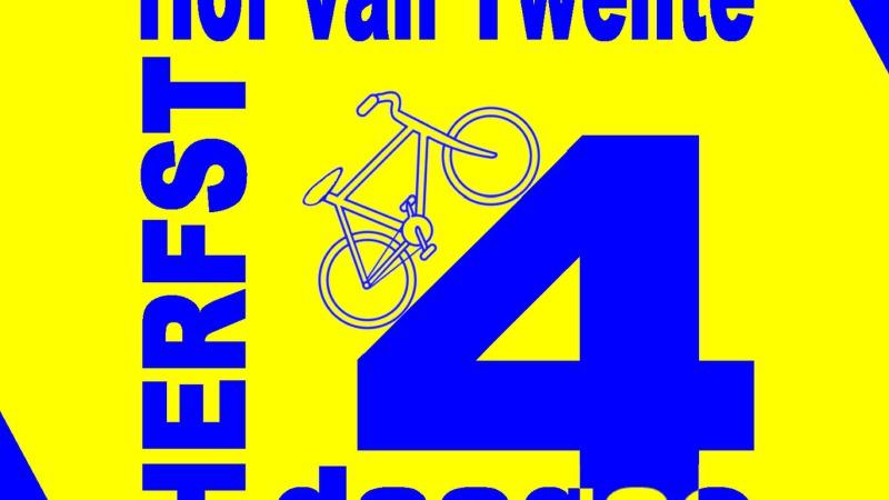 26e Hof van Twente Herfstfiets4daagse