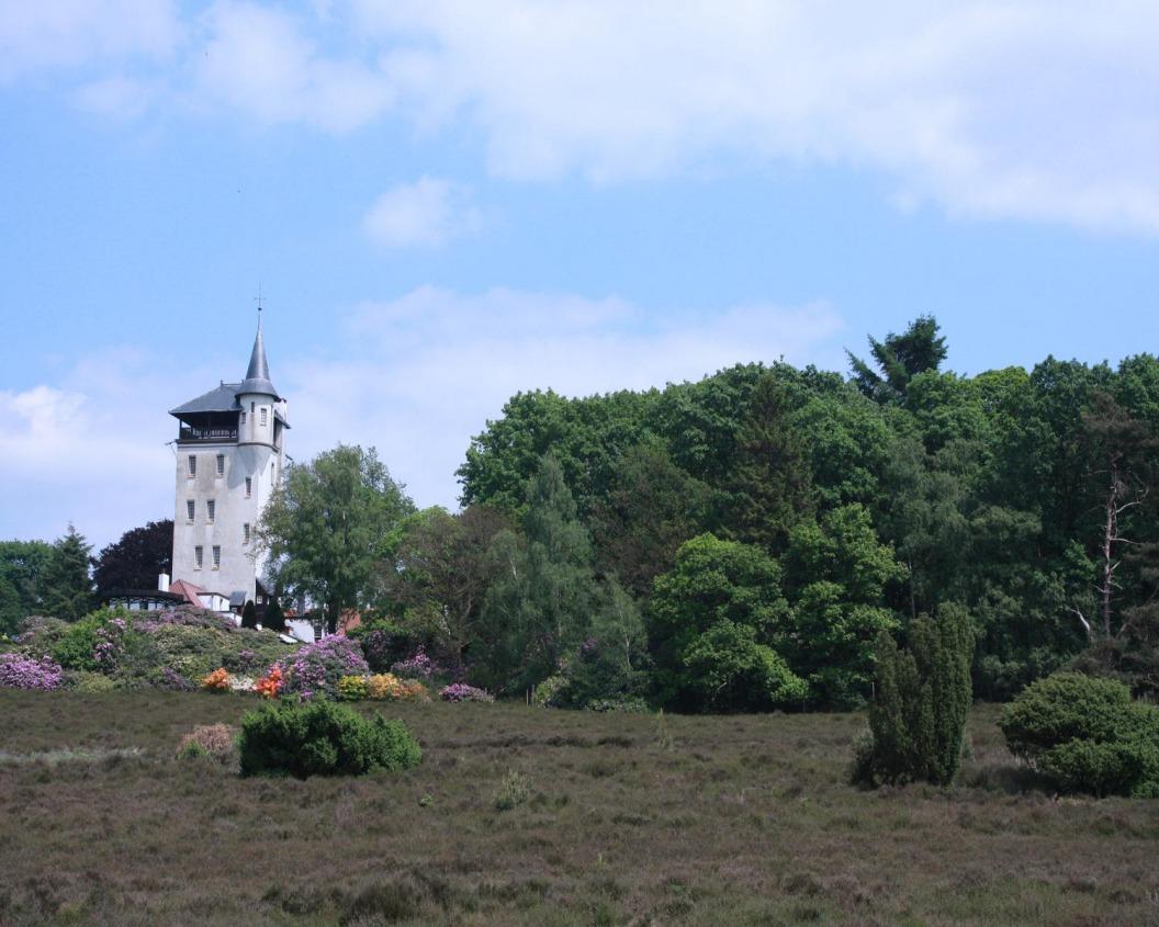 Palthetoren, Liberation Route