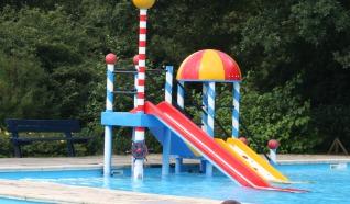 """Openlucht zwembad """"De Groene Jager"""""""