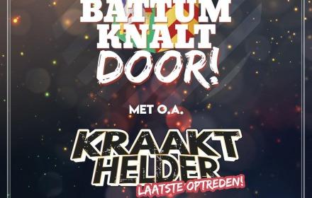 Battum Knalt Door