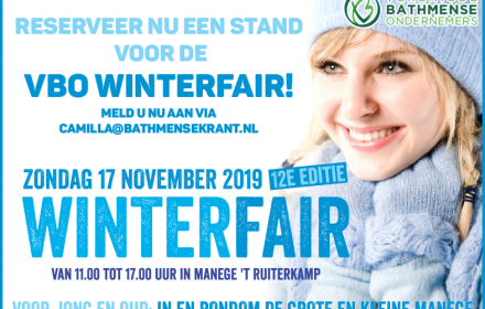 VBO Winterfair