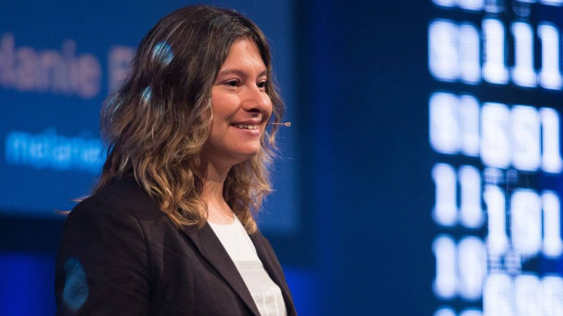 Lezing Melanie Rieback: Avantgarde entrepreneurship | Talk of the Town Zwolle
