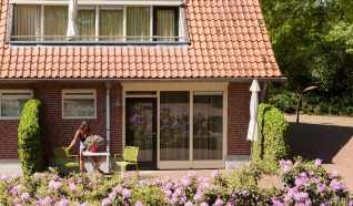 Hoeve Springendal: Appartementen & bungalows
