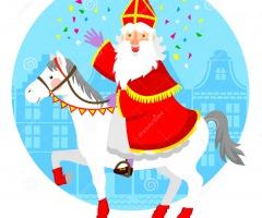 Intocht Sinterklaas Langeveen