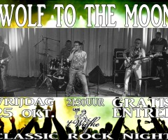 Wolf to the Moon bij 't Wiefke