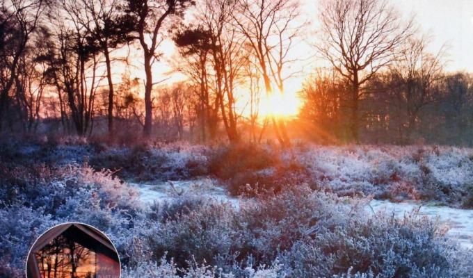 Dwalen door het Dal van de Mosbeek. Geniet van het winterlandschap!