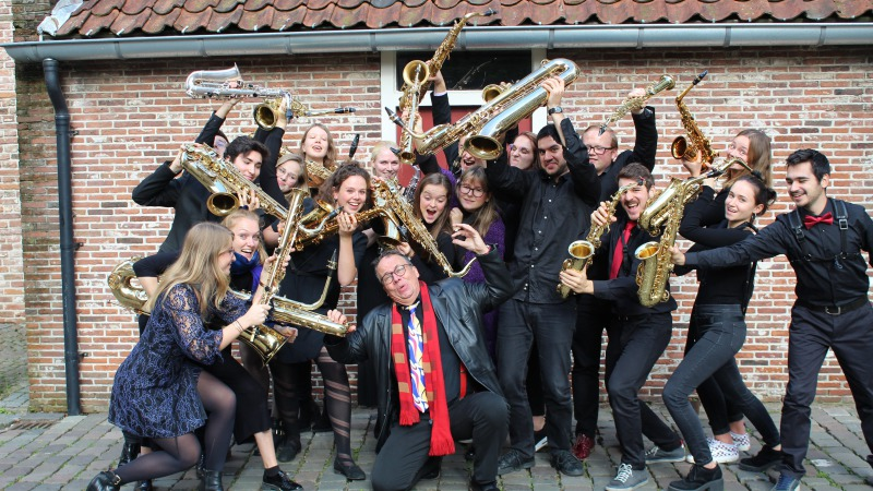 Selmer Saxofoondag Delden