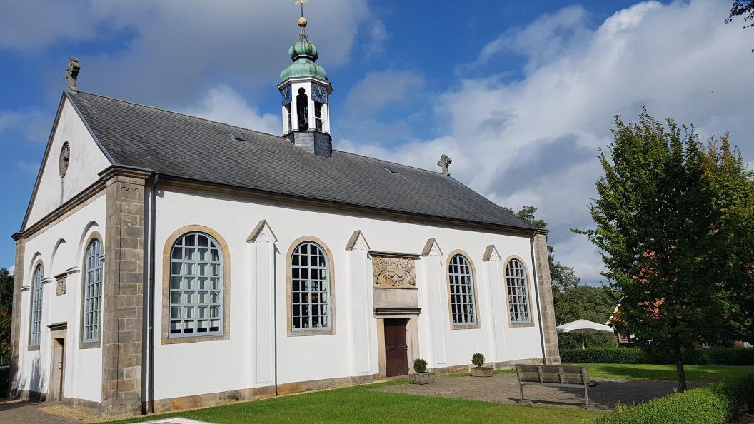 Ev. gereformeerde kerk Lage