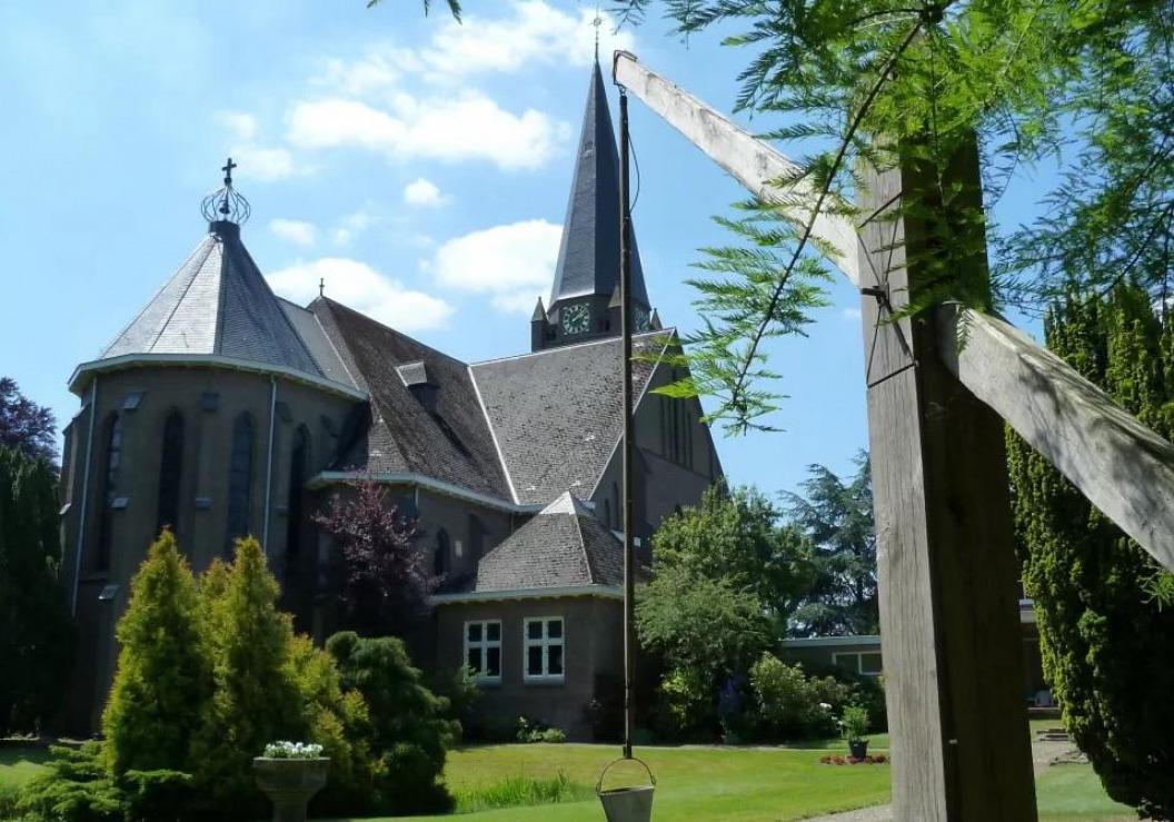 St. Plechelmuskerk Saasveld