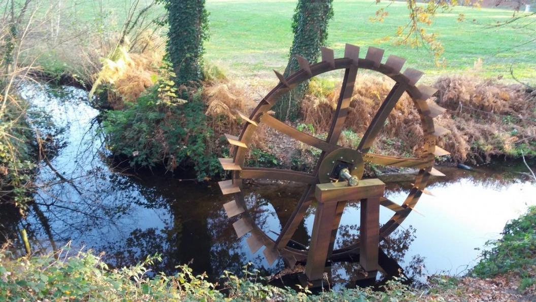 Het Hulsbeek: Watermolen