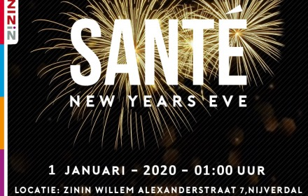 Santé! New Years Eve (Toegang alleen voor 18+)