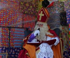 Sinterklaasintocht Sint Isidorushoeve