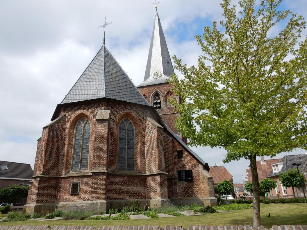 Oude kerk Borne