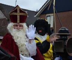 Sinterklaasfeest Buurse