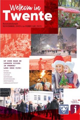 Recratiekrant Twente Winter