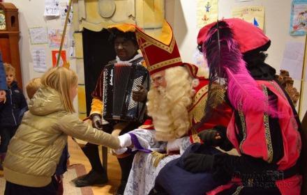 Meet & Greet met Sinterklaas en zijn pieten