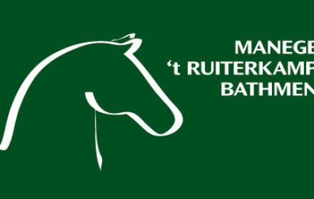 Dressuur wedstrijd paarden