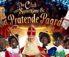 De Club van Sinterklaas en het Pratende Paard