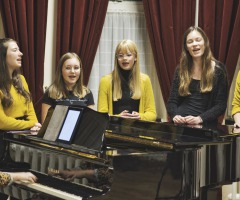 Open lessen bij Vocal Group PITCH!