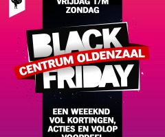 Black Friday & Koopavond