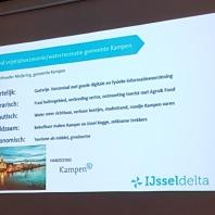 Presentaties Najaarsbijeenkomst IJsseldelta