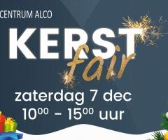 Kerstfair KWF Twenterand & Tuincentrum Alco