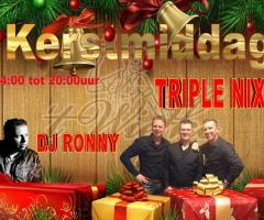 Kerstmiddag met Triple nix