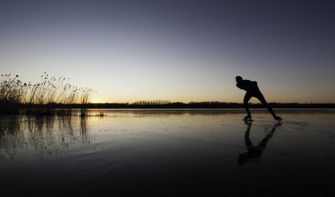 Zo geniet je optimaal van schaatsen