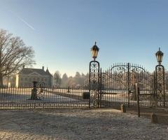 Wandelen door het Park Landgoed Singraven