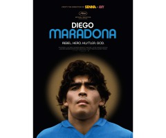 "Filmhuis Denekamp: ""Diego Maradonna"""