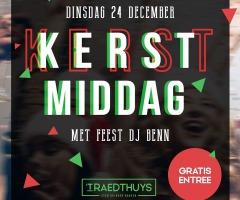 Kerstmiddag met feest DJ Benn bij 't Raedthuys Losser