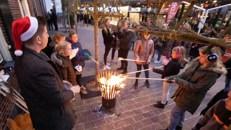 Kerstfair in Holten