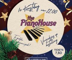 1e kerstdag live muziek met The Piano House