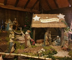 """Kerstexpositie Steenfabriek """"De Werklust"""" Losser"""